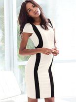 Victoria's Secret Colorblock Shift Dress
