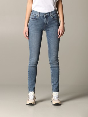 Liu Jo Slim-fit Jeans With Regular Waist