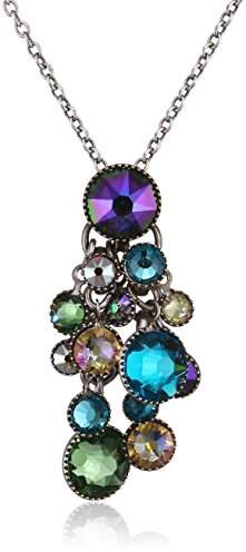Konplott Women Brass Multicolour Glass FASHIONNECKLACEBRACELETANKLET