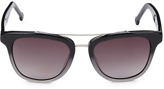 Colors In Optics 51MM Square Sunglasses