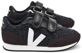 Veja Flannel Velcro Arcade Trainers