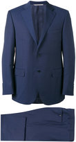 Canali two piece suit - men - Cupro/Wool - 48