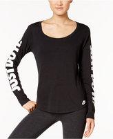Nike Just Do It Long-Sleeve T-Shirt