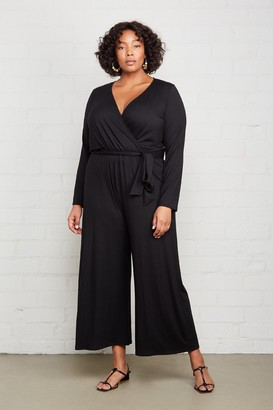 Warehouse Jaylee Jumpsuit - Plus Size