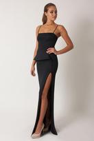 Black Halo Tia Gown