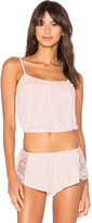 Only Hearts Venice Blouson Cami in Pink. - size L (also in M)