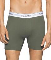 Calvin Klein Modern Cotton Stretch Boxer Brief 2-Pack Underwear - Men's