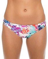 Splendid Women's Full Bloom Reversible Retro Bikini Bottom