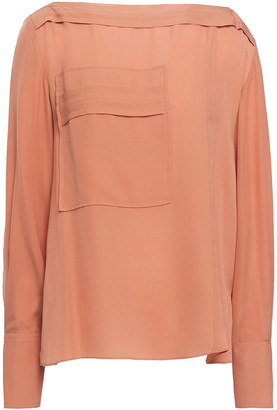 3.1 Phillip Lim Silk-crepe Blouse