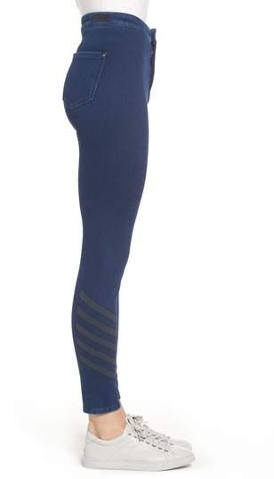 Mavi Jeans Women's Joie Embellished High Waist Skinny Jeans