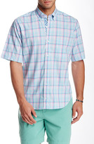 Tailorbyrd Madras Short Sleeve Shirt
