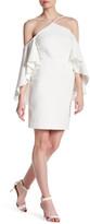 Alexia Admor Flutter Sleeve Dress