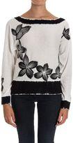 Patrizia Pepe Wool Inserts Sweater