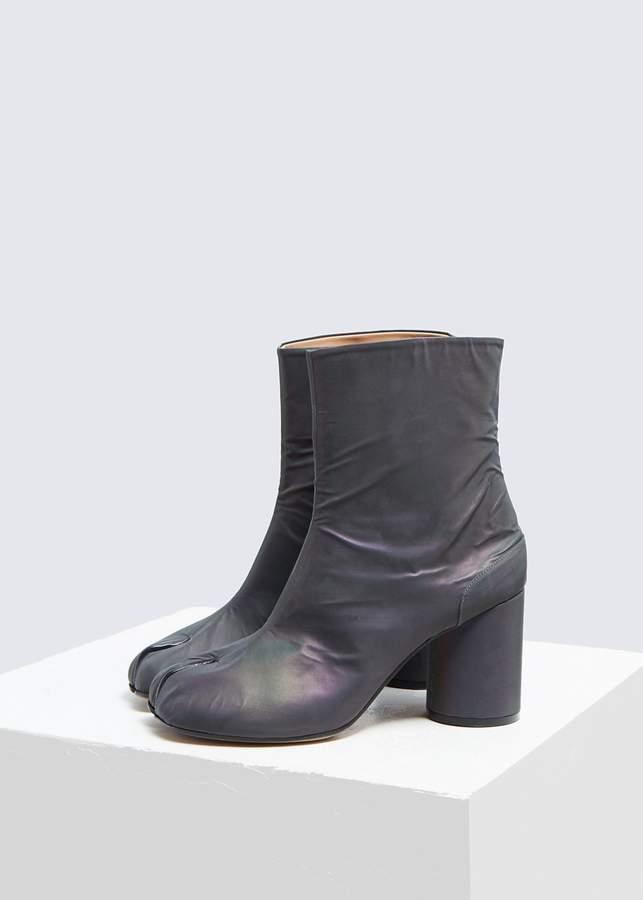 Maison Margiela Reflective Tabi Boot