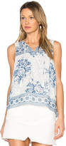 Joie Cythera Tank in Blue. - size L (also in M,S,XS,XXS)
