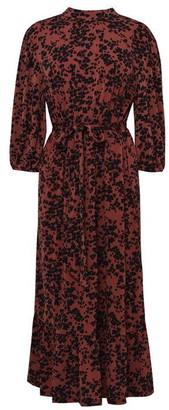 Oasis Curve Leopard Dress