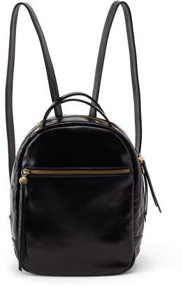 Hobo Hogan Leather Backpack