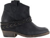 Coolway Black Caliope Leather Boot