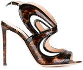 Nicholas Kirkwood 'Leelee Graffiti' sandals