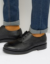 Zign Shoes Leather Derby Shoes