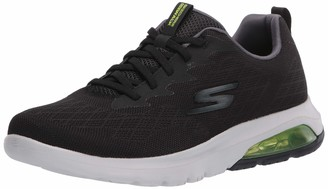 Skechers Mens Gowalk Air Nitro - Athletic Engineered Mesh Bungee Lace Sneaker Walking Shoe