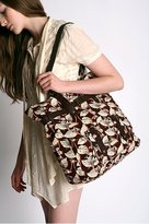 Urban Outfitters Printed Floral Tote