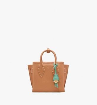 MCM Neo Milla Tote in Spanish Leather