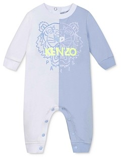 Kenzo Boys' Cotton Embroidered Coveralls - Baby