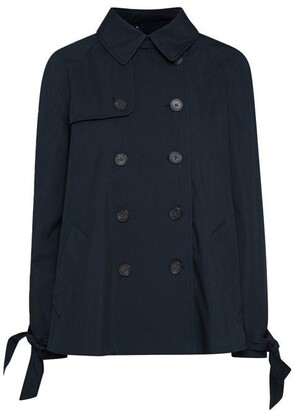 Jack Wills Dollyhill Swing Trench Coat