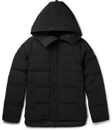 Canada Goose - Macmillan Quilted Shell Hooded Down Parka