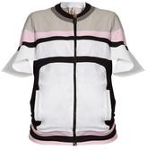 NO KA 'OI NO KA'OI Nuha ruffled-sleeve performance jacket