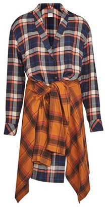 Dries Van Noten Daruno shirt dress