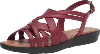 Easy Street Shoes Women's Sandal Flat