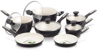 Green Pan Rio 12-pc. Ceramic Nonstick Cookware Set