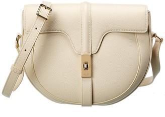 Celine Besace 16 Leather Shoulder Bag