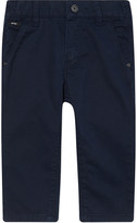 HUGO BOSS Cotton twill trousers 6-36 months