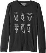 Munster Fang Vs Fin Jersey Long Sleeve Tee Boy's Long Sleeve Pullover