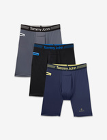 Tommy John 360 Sport Boxer Brief (Set of 3)