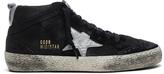 Golden Goose Deluxe Brand Suede Mid Star Sneakers