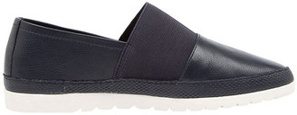 Diana Ferrari Acherub Navy/White Flat Shoes