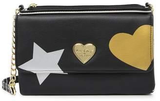 Betsey Johnson LUV BETSEY BY Slyvie Crossbody Bag
