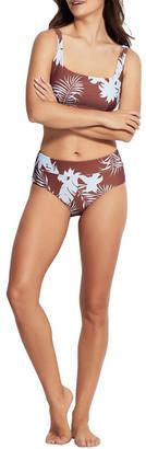 Seafolly Wild Tropics F Cup Tank Bikini Top