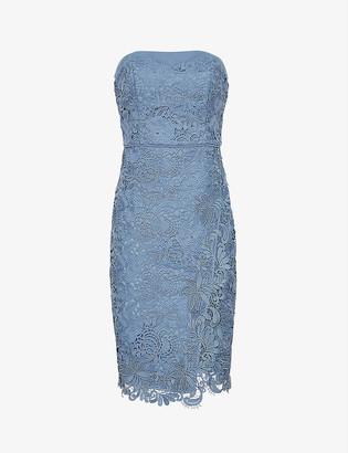 Reiss Finley lace bodycon dress