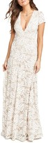 Show Me Your Mumu Women's Elenor Lace Gown
