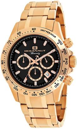 Oceanaut Men's Biarritz Rose Gold Watch