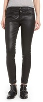 AG Jeans Women's The Legging Moto Ankle Pants
