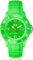 Ice Watch Ice-Watch Men's SILI SI.GN.B.S.09 Silicone Quartz Watch with Dial