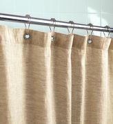 Gaiam Linen Shower Curtain