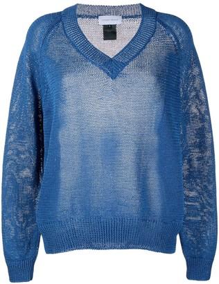 Christian Wijnants Kohen fine knit jumper