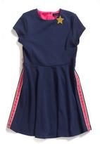 Tommy Hilfiger Star Stripe Ponte Dress